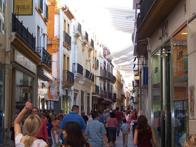 First hand experience of a British learning Spanish in Seville (2/4)