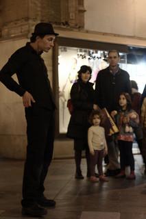 The best of Seville's spellbinding street performers