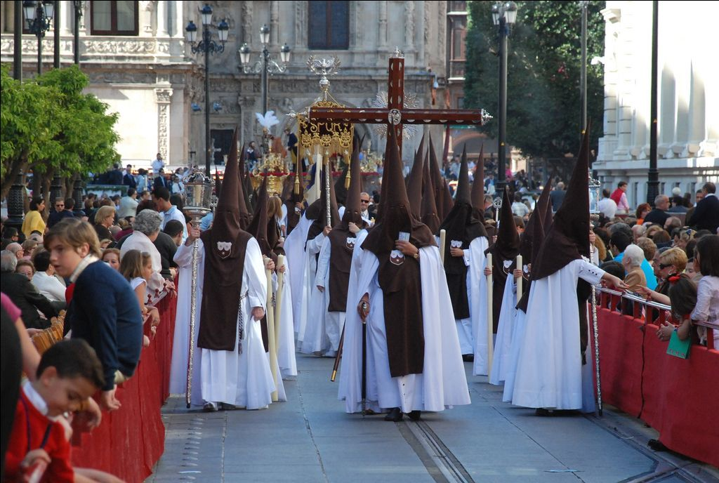 Semana Santa in Sevilla- Ascetic and Passionate