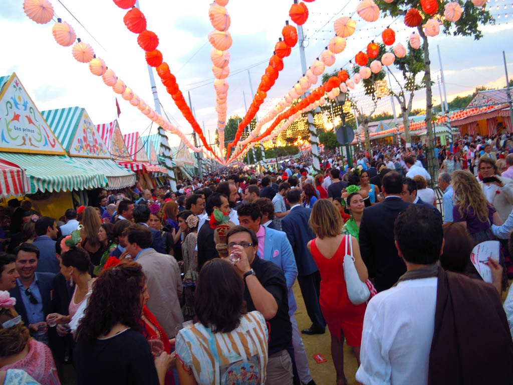 Feria is in the air!