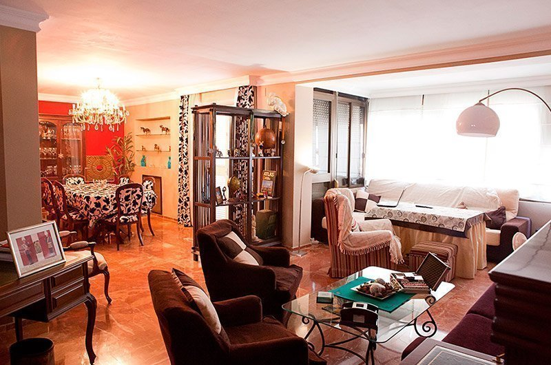 Accommodation: Shared flats