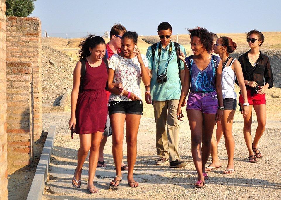 Curso de verano de español para adolescentes en Sevilla