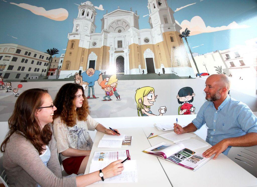 Cursos de preparación de examen DELE en Cádiz