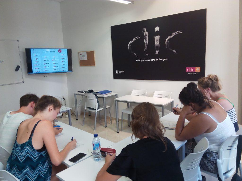 Prácticas para profesores de español en Málaga