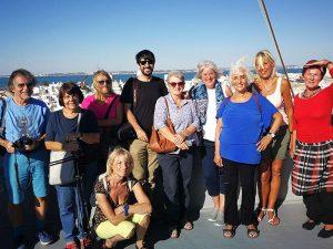 Cursos de español para seniors en Cádiz