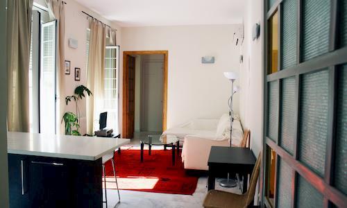 Apartamentos Privados Santa Ana en Sevilla