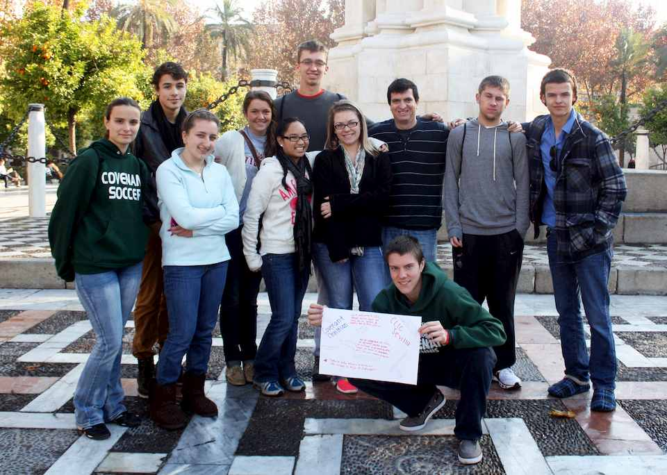 Direct and Faculty-led Programs in Seville
