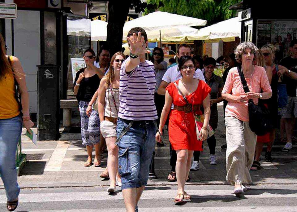 Espagnol pour Residents Etrangers a CLIC IH Seville