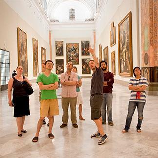 Kulturprogramm in Sevilla