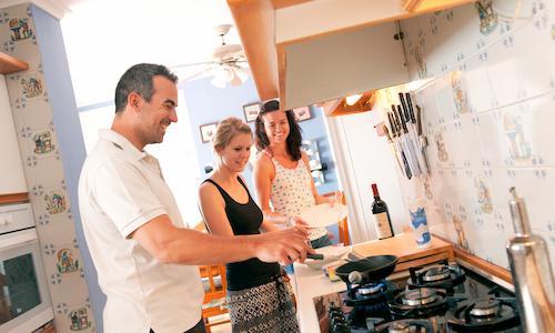 Piso Compartido en Sevilla Cocina