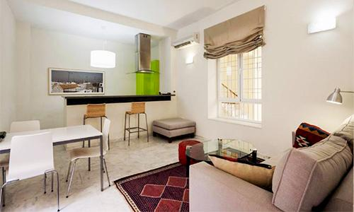 Private Apartments in Seville