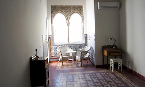 Private Studios Santa Ana in Seville
