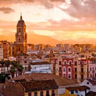 Spanisch lernen in Málaga