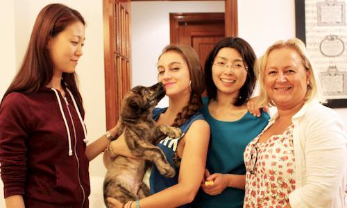 Spanish Host Families in Seville