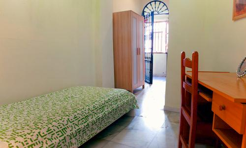 CLIC Gerona Student Residence in Seville