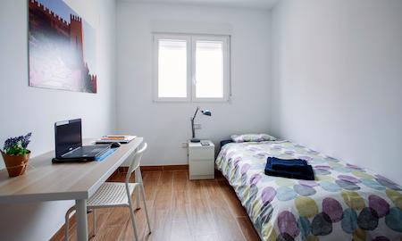 CLIC IH Malaga et sa mini résidence pour etudiants