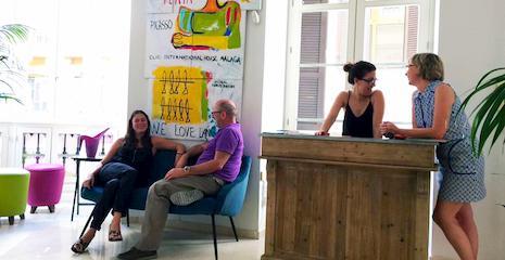 Sprachschule in Málaga