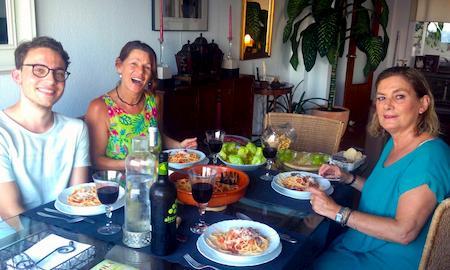CLIC spanische Gastfamilien