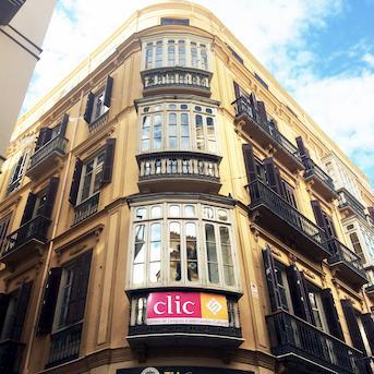 Nuestra academia de idiomas en Málaga