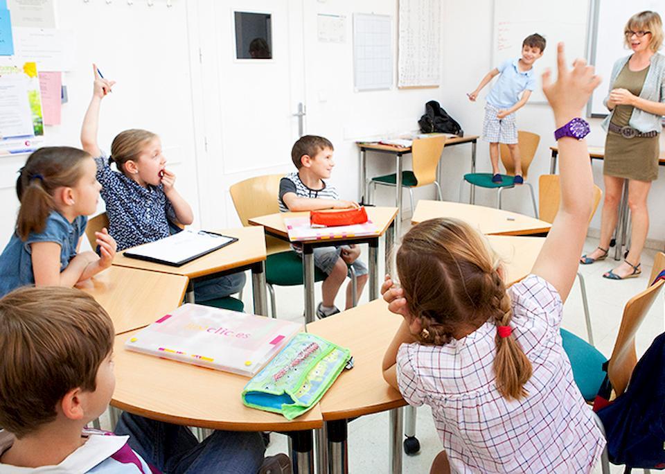 Curso de alemán para niños en Sevilla