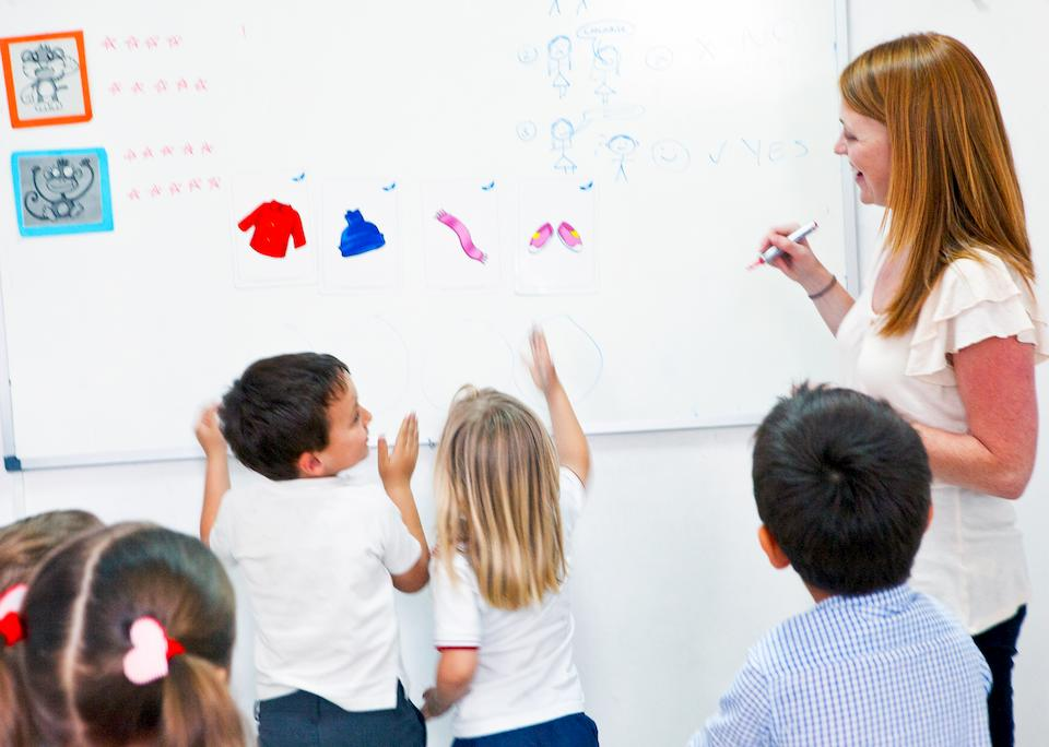 Cursos de francés para niños en Sevilla