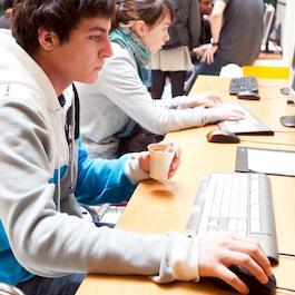 Escuela oficial de idiomas en Sevilla