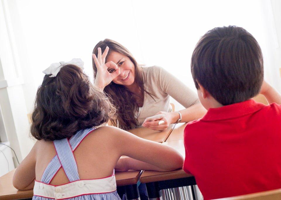 Cursos de inglés para niños y jóvenes en Sevilla