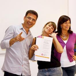 Instituto de idiomas e intercambio cultural en Sevilla