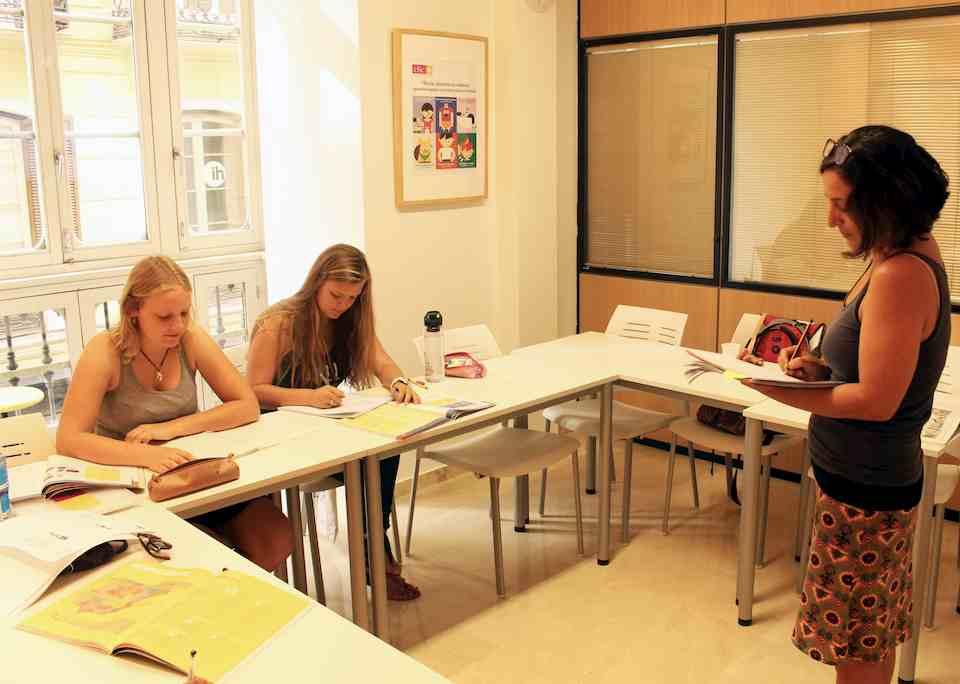 DELE Exam Preparation Courses in CLIC IH Malaga