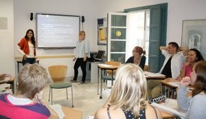 Intensive Spanish Teacher Training Course in CLIC Internationa House Seville