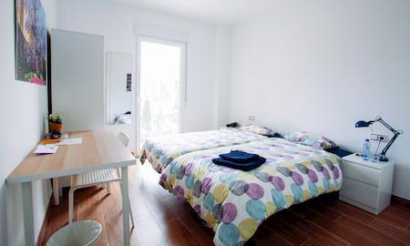 Malaga, logement en residence etudiant
