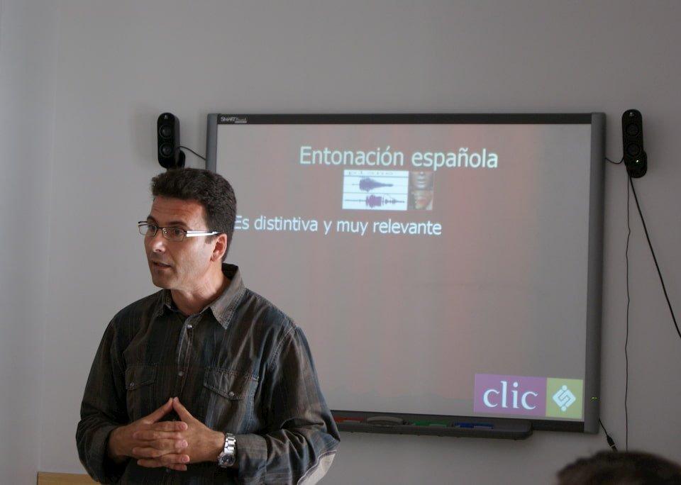 Methodology Course Spanish Teacher Training in CLIC IH Seville