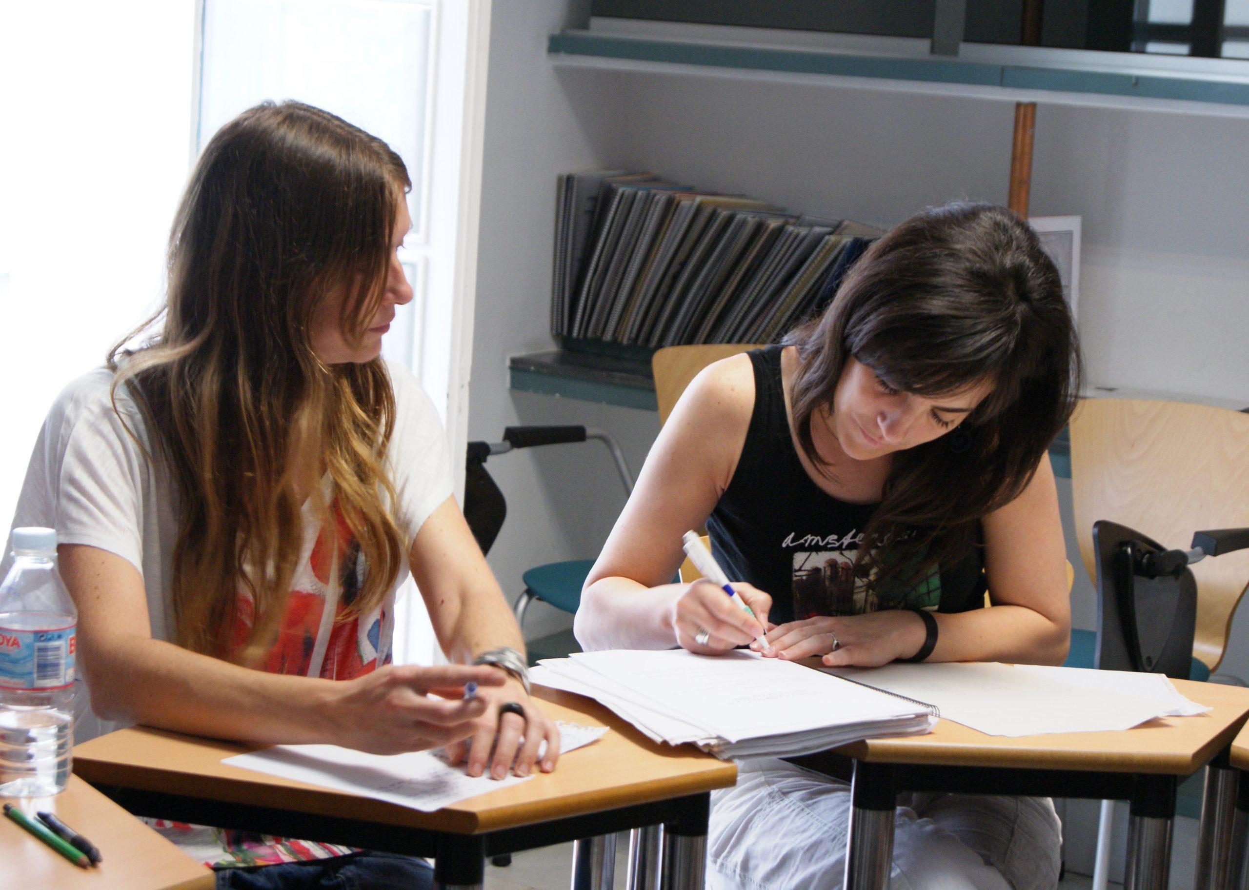 Prácticas de profesor de español en Sevilla