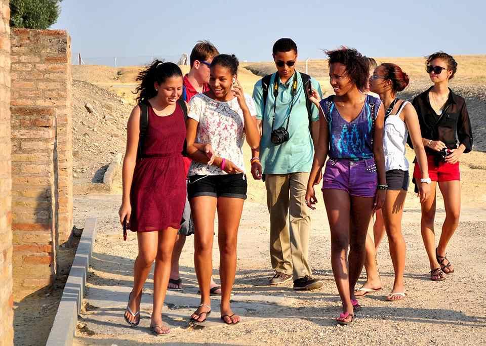Sommer Spanischkurse fuer Jugendliche in Sevilla