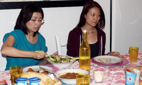 Spanische Gastfamilien bei CLIC in Sevilla