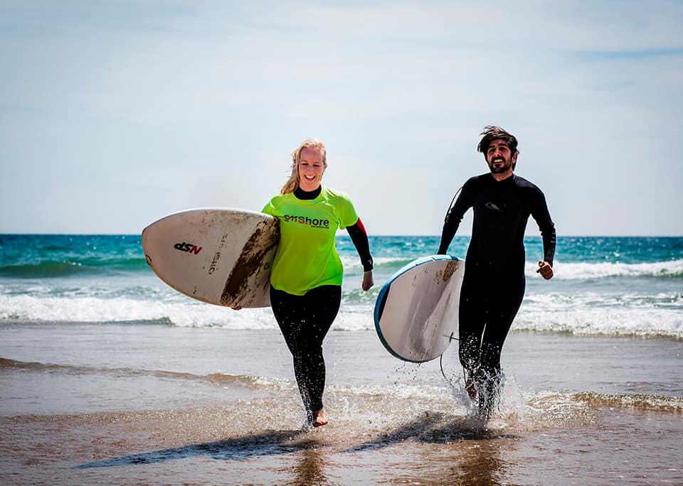 Spanish and Surf Cadiz