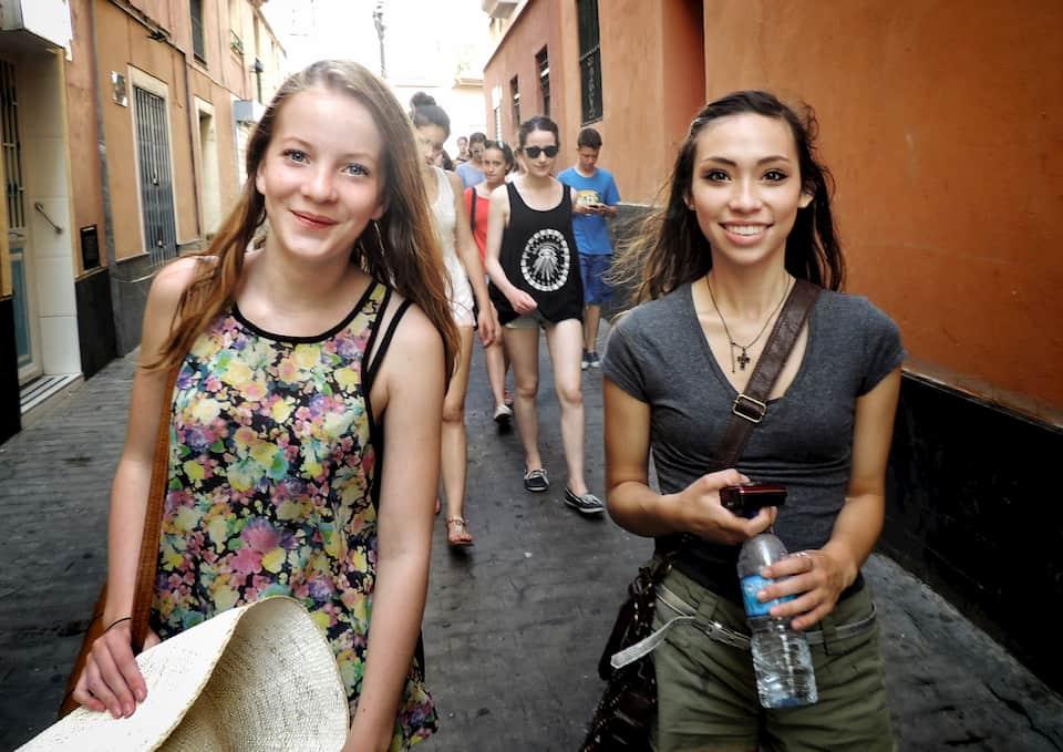 Séjour Linguistique pour jeunes à Cadix 01