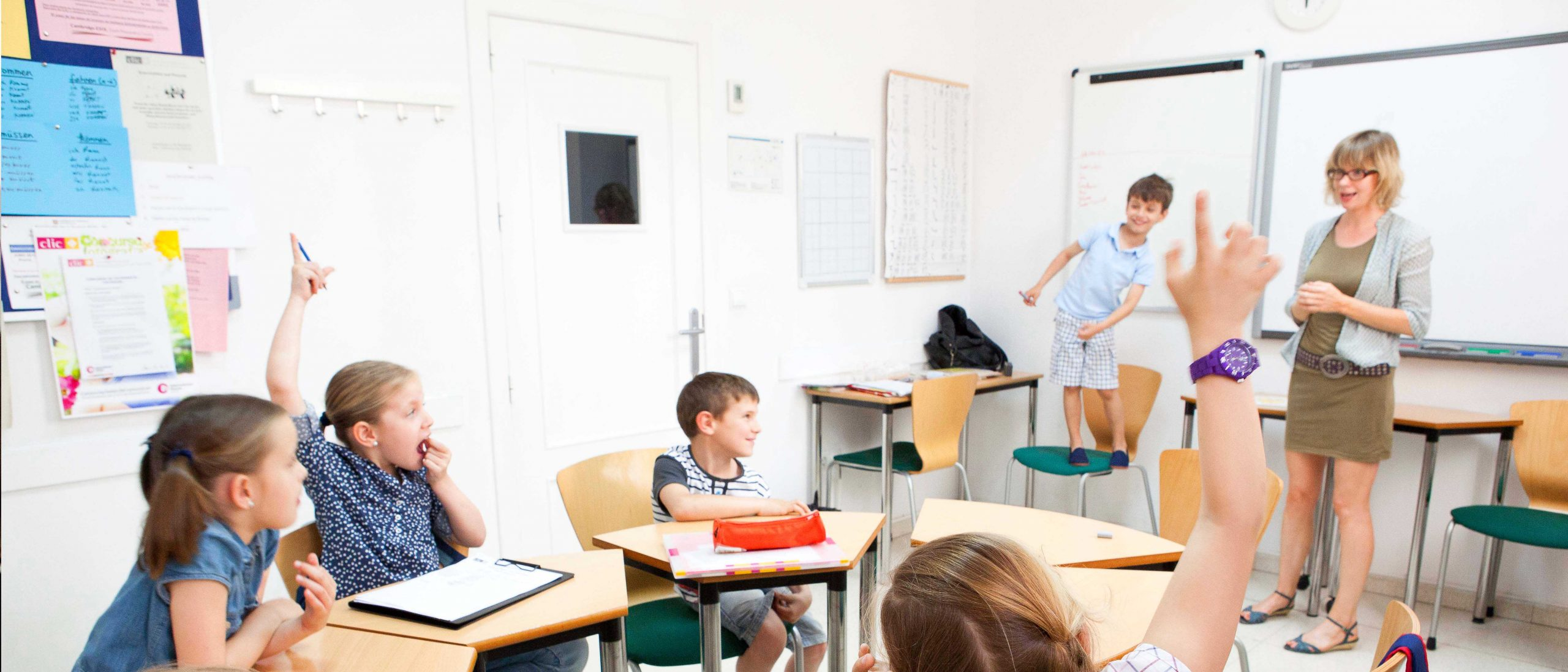 Young learners course