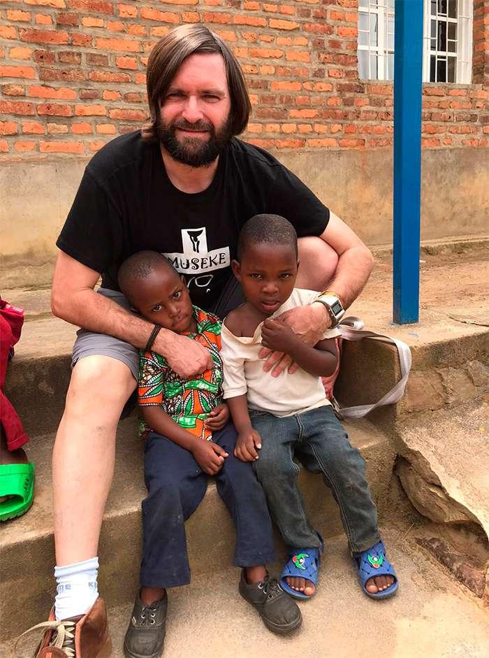 Niños de Museke