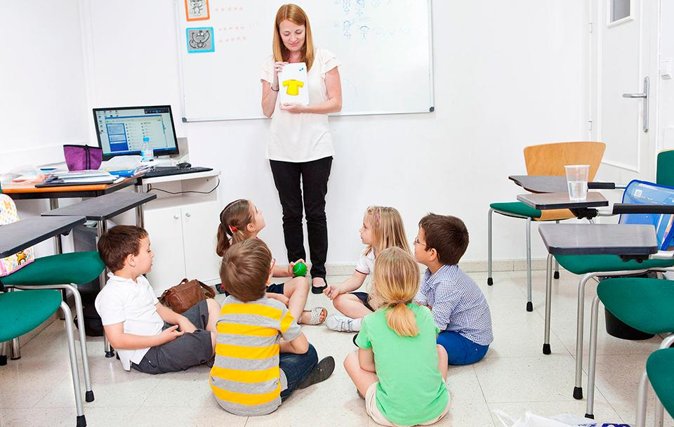 Curso de alemán para niños y jóvenes en Cádiz