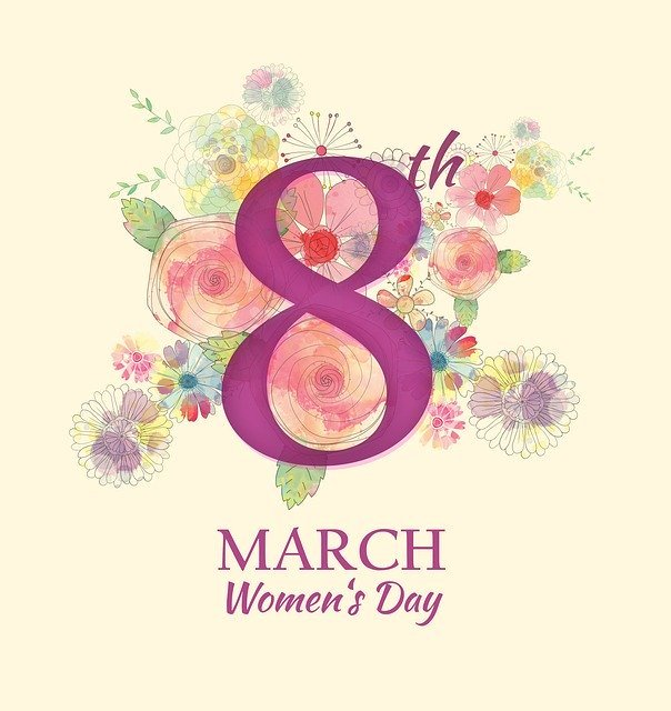 Joyeuse Journée Internationale de la Femme! Rejoignez nous et venez étudier français à Clic.
