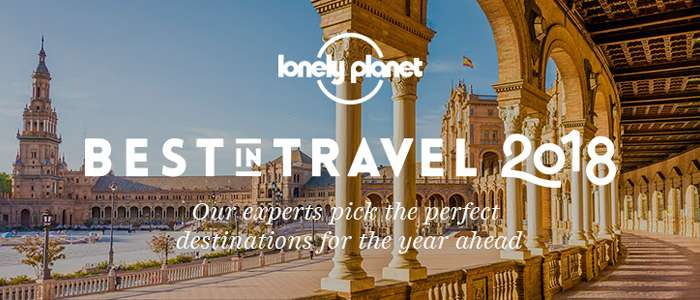 Trocitos de neustra cultura: Lonely Planet y Sevilla en 2018
