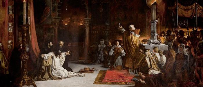 Über unsere Kultur: König Fernando III, Der Heilige