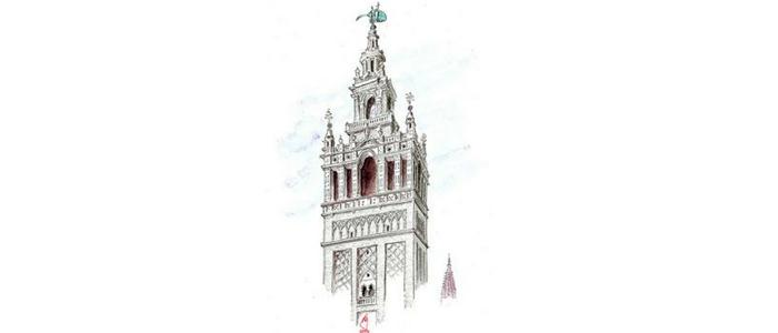 Über unsere Kultur: La Giralda, Almohade…und etwas Römisches