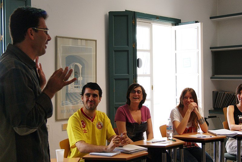 English Course for teachers in Spain