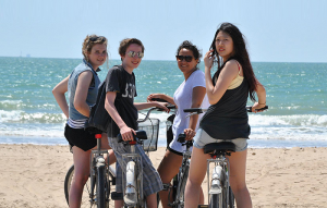 Spanish Summer course for Teenagers in Cadiz