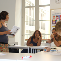 CELTA-Lehrertraining