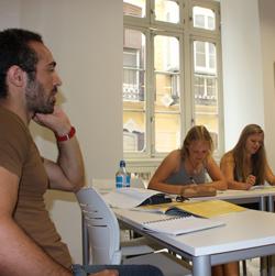Escuela de español en Málaga