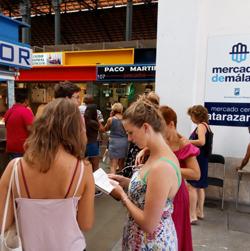 Escuela de inglés en Málaga