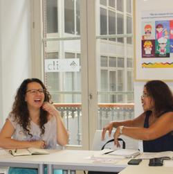 Curso intensivo para profesores en Málaga